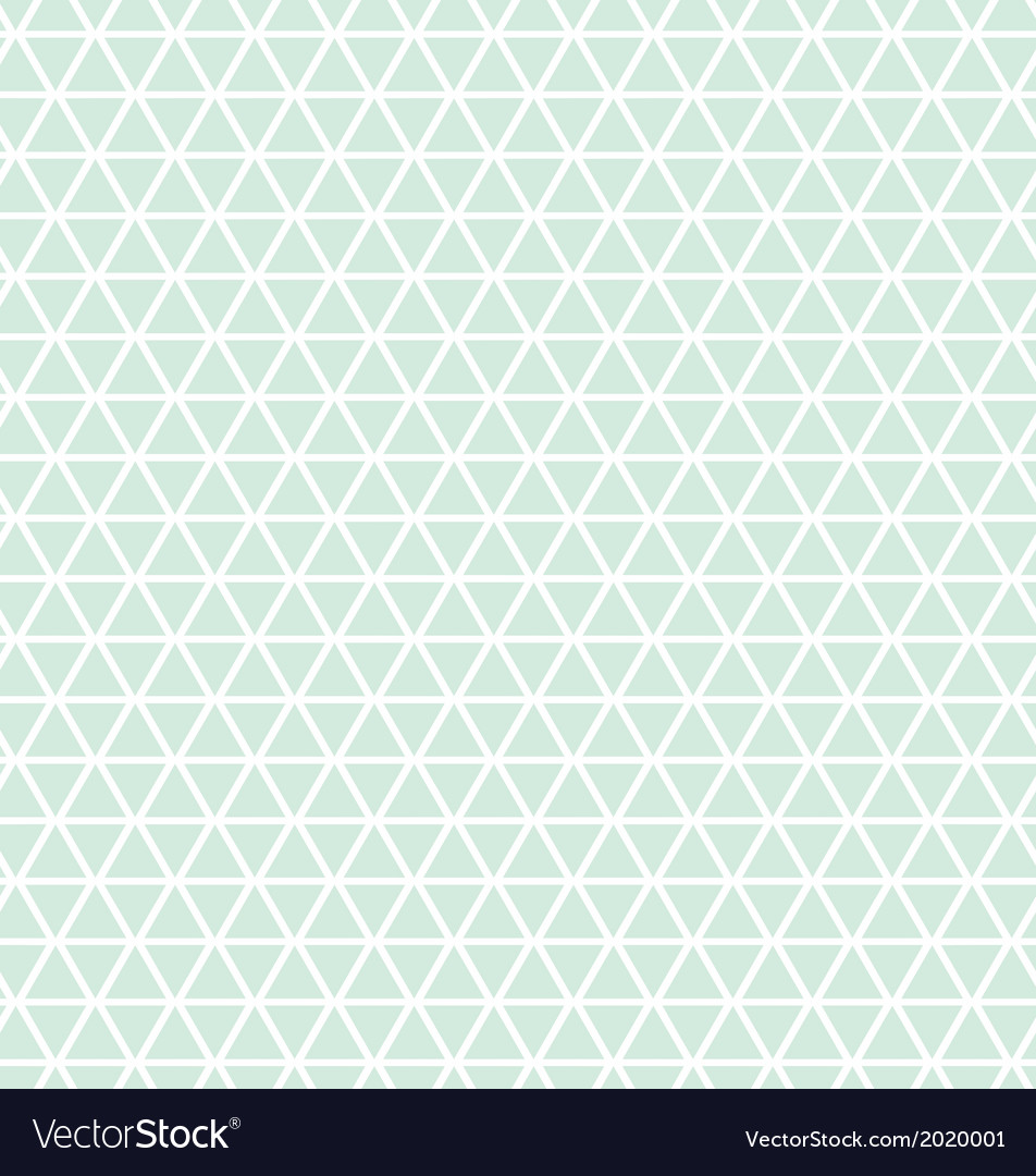 Seamless triangle simple pattern