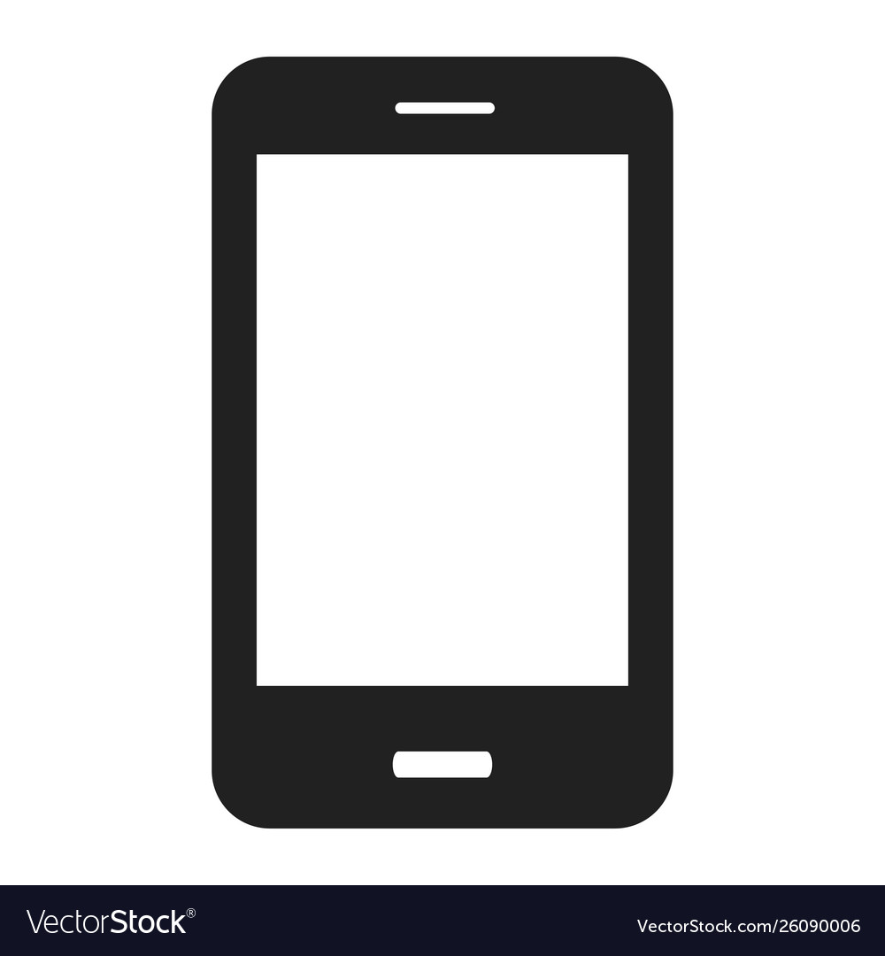 Phone icon equipment for speaking and