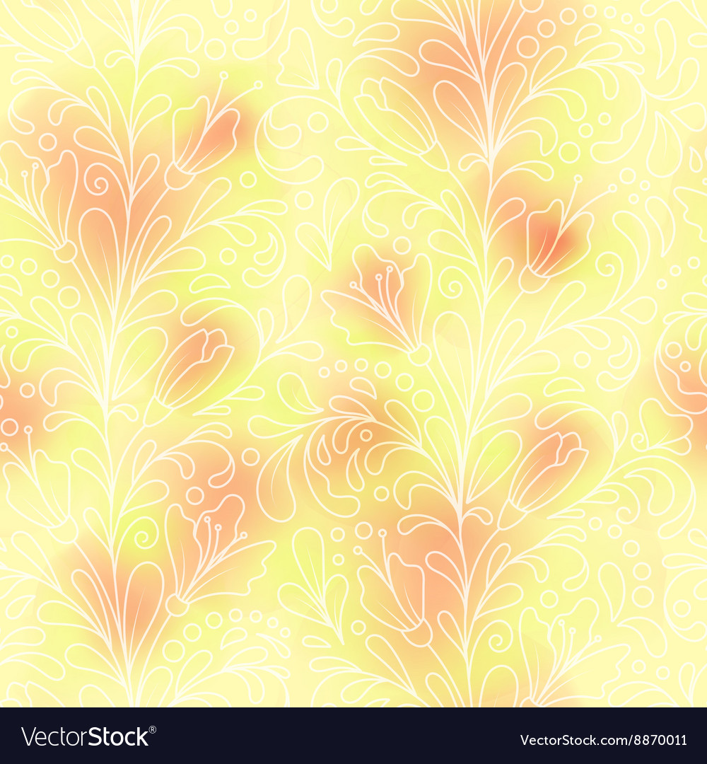 Seamless pattern consisting of decorative striped