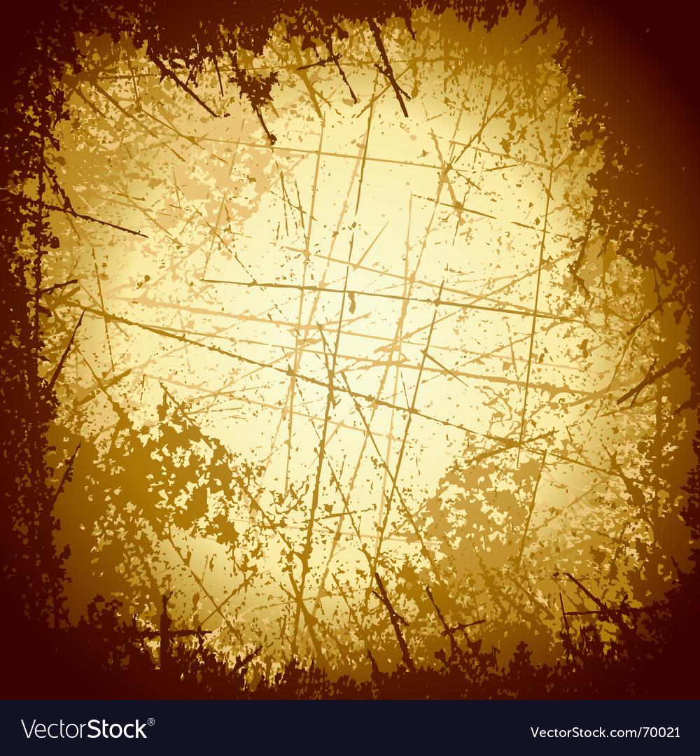 Background grunge vector image