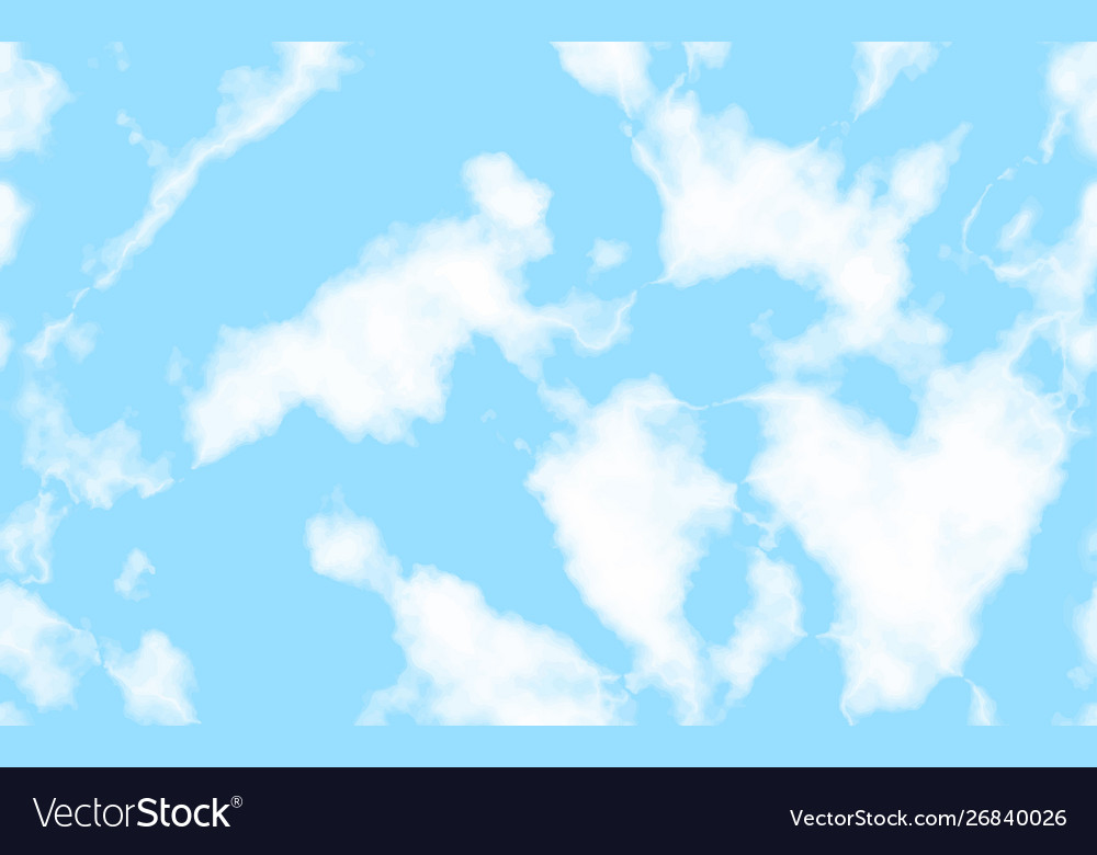 Abstract marble blue sky texture background