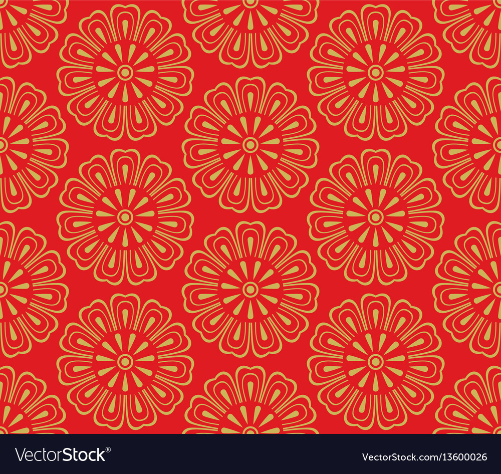 Asain pattern