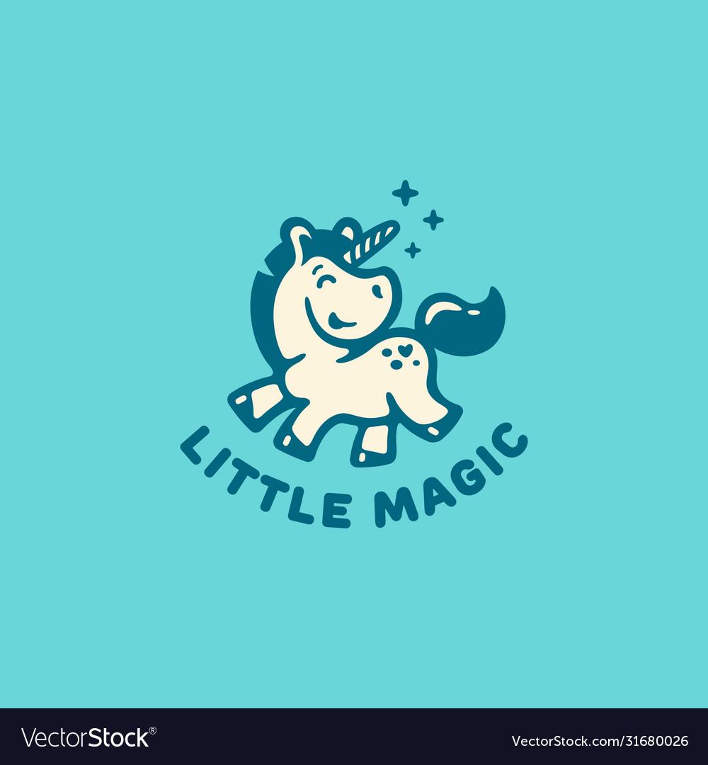 Little unicorn logo