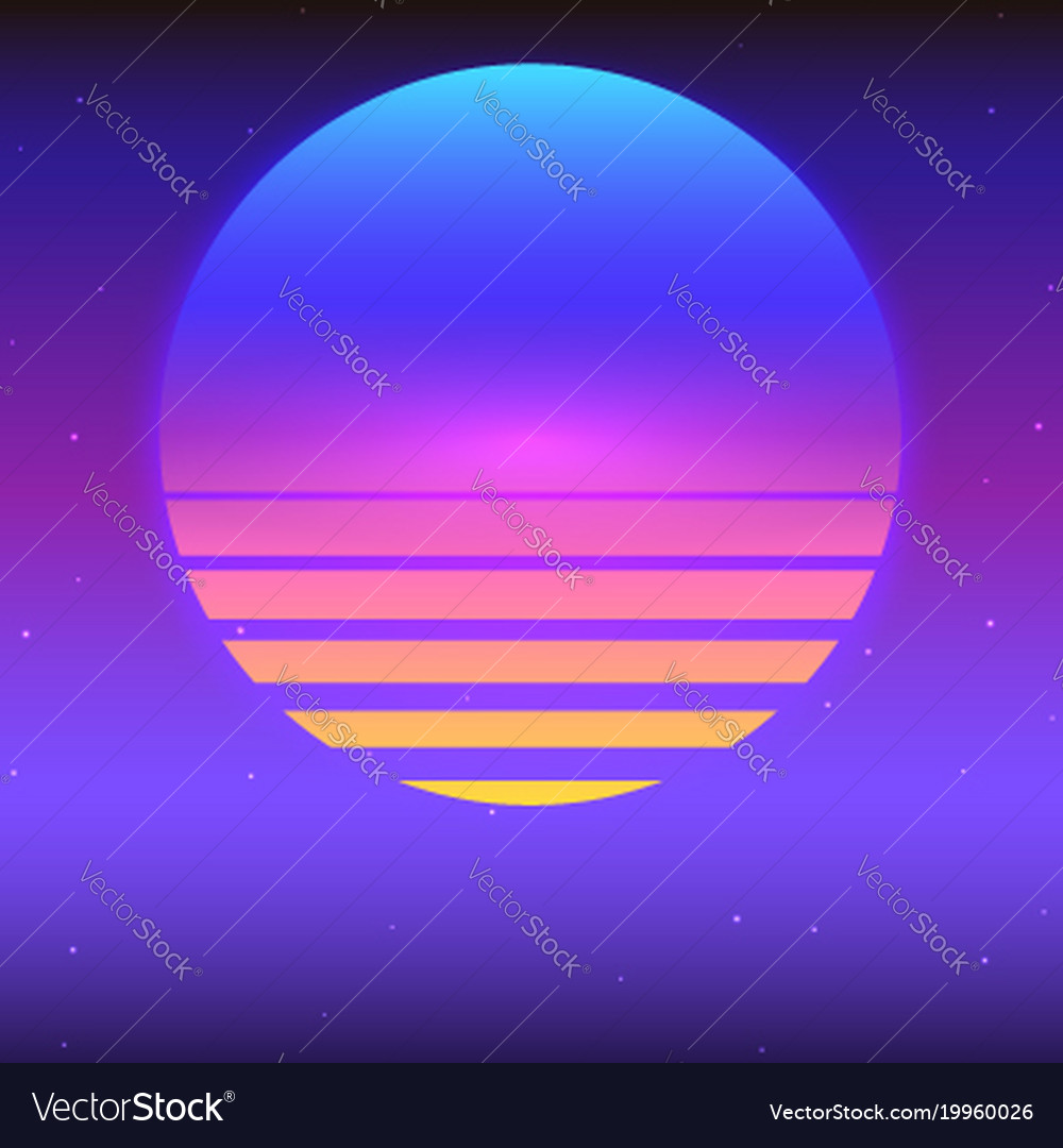 Sci fi futuristic abstract background with graphic