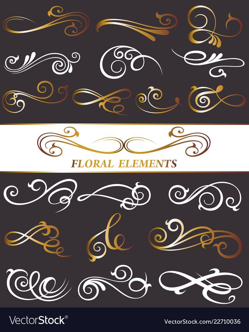Decorative template designs