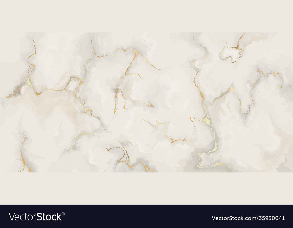 Gold marble realistic texture background