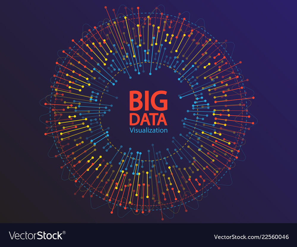 Big data visualization concept design