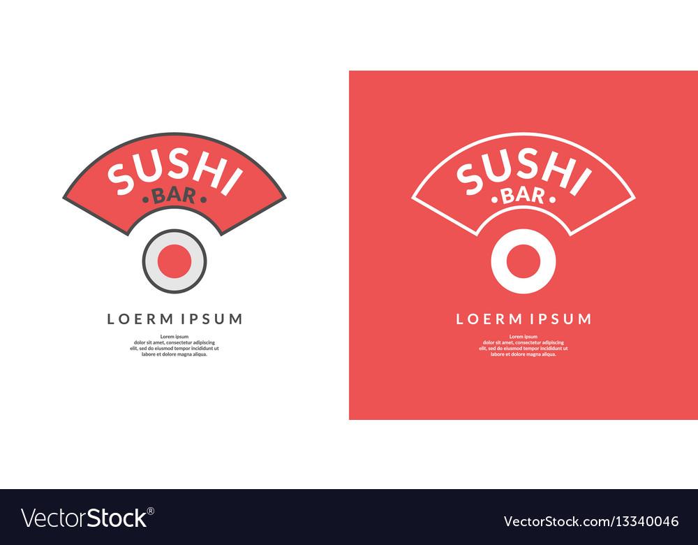 Sign for japanese restaurant