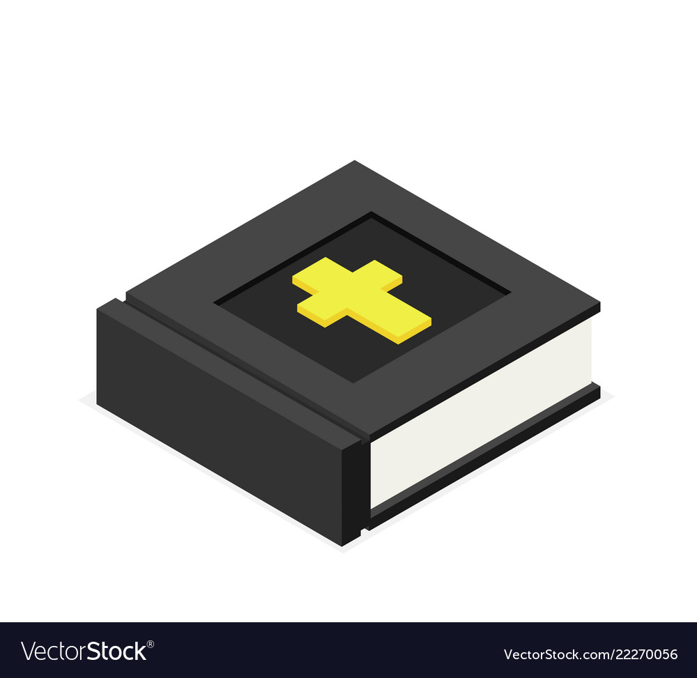 Flat of bible