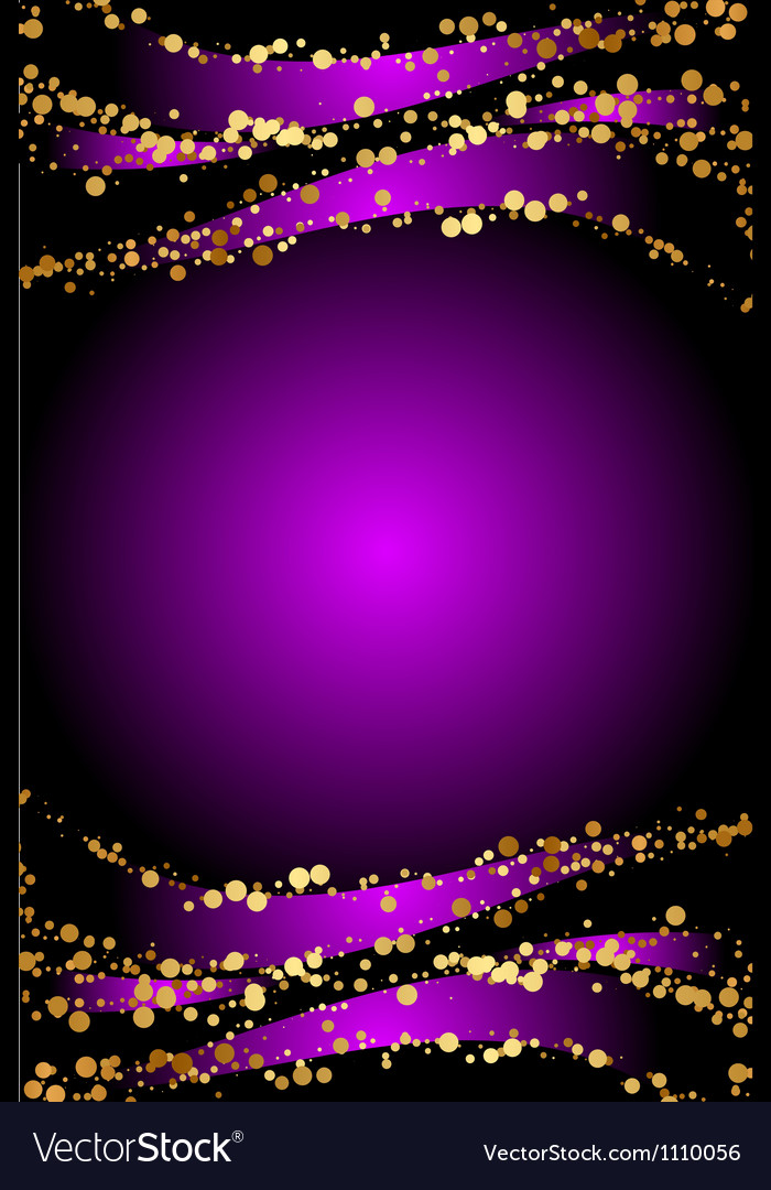 purple christmas background royalty free vector image