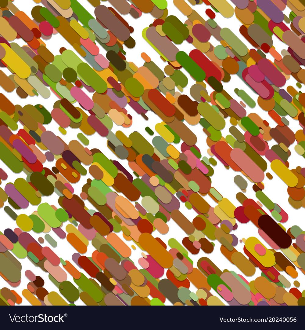 Seamless abstract irregular angular stripe
