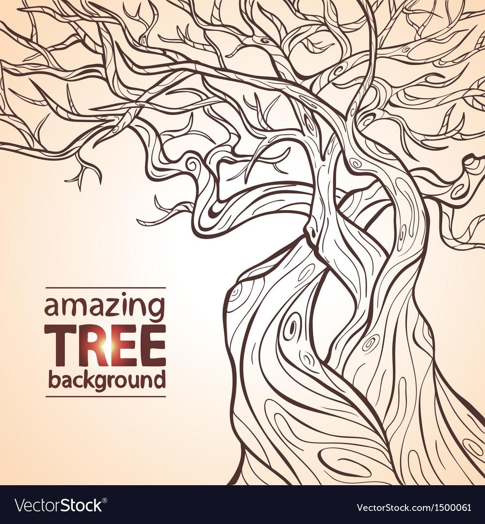 Tree amazing