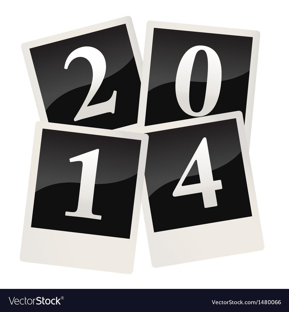 2014 on polaroid snapshots