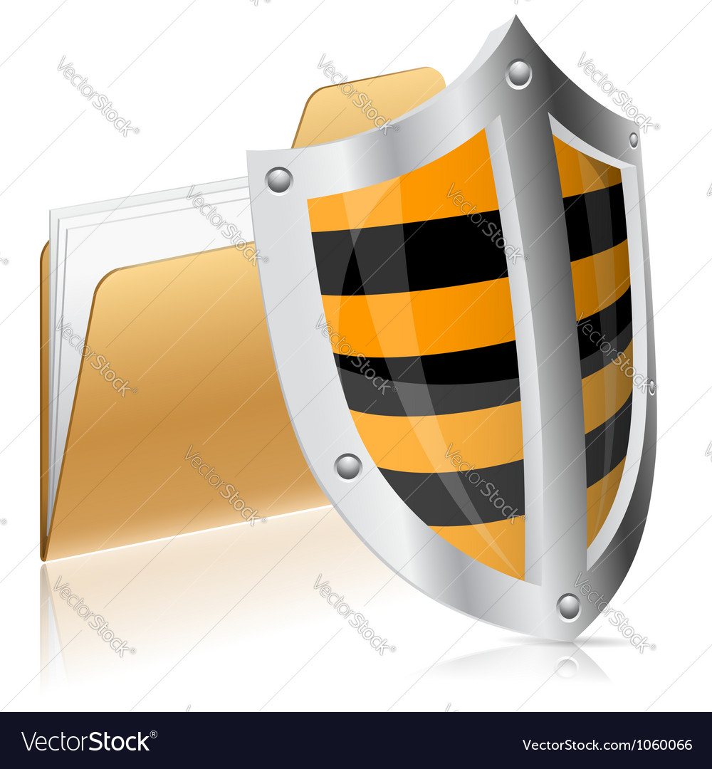 Security Computer Data Concept vector image