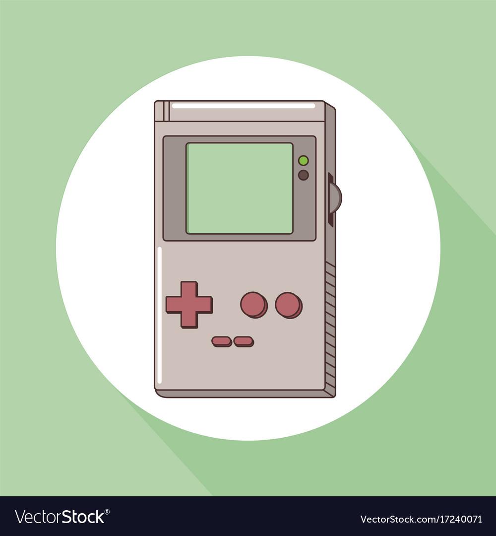 Tetris Videogame Vintage