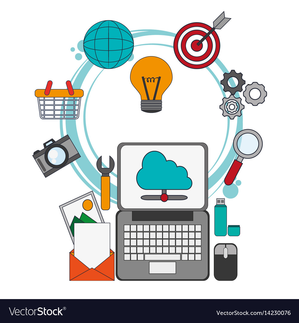 Digital marketing placement optimize work