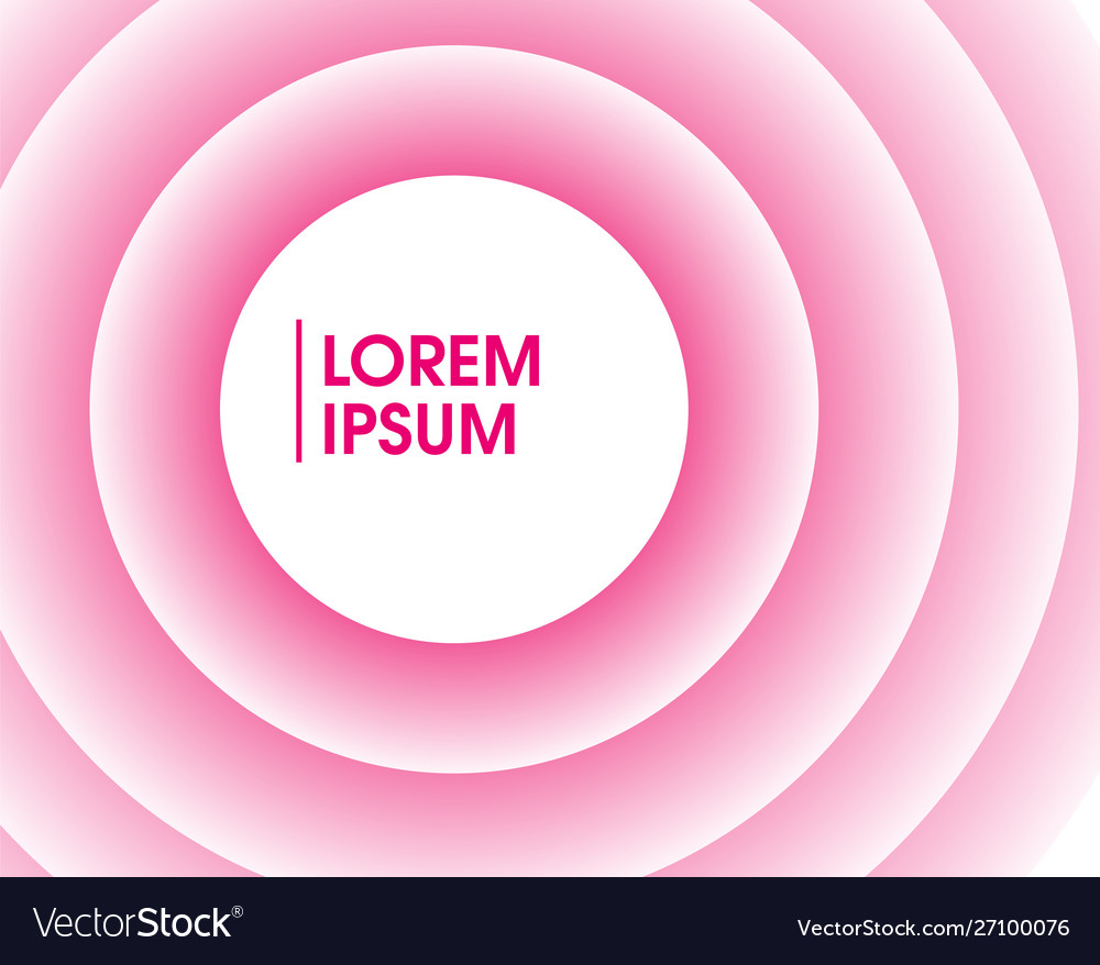 Modern abstract copy space background design