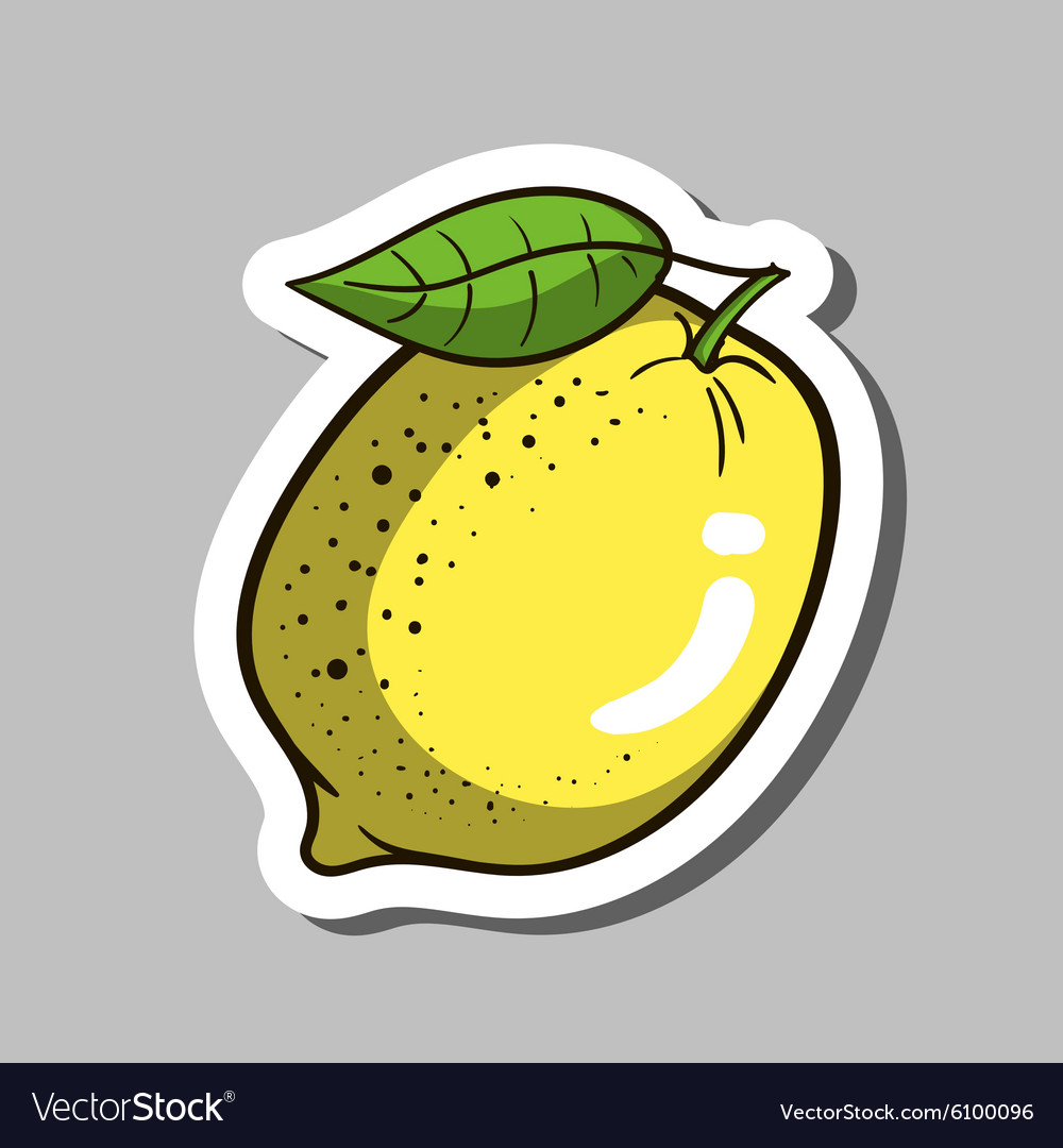LemonSticker