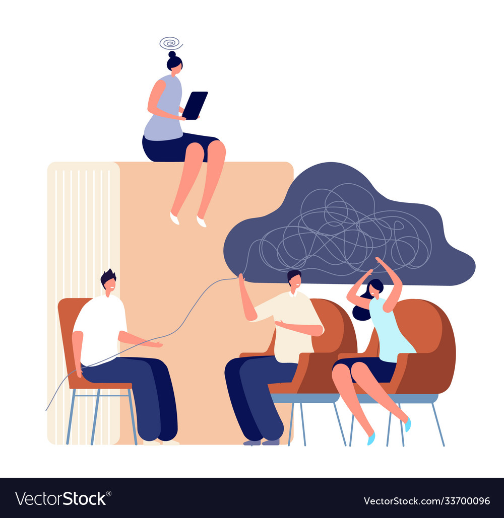 Psychologist service therapist counseling family