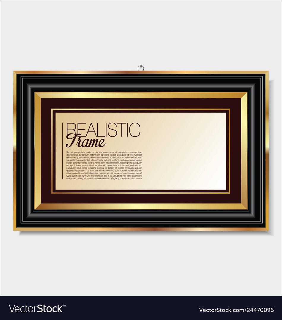 Realistic frame 4