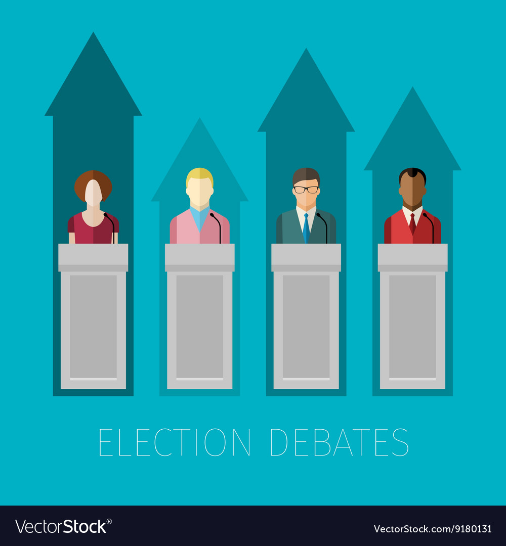 Concept of election debates