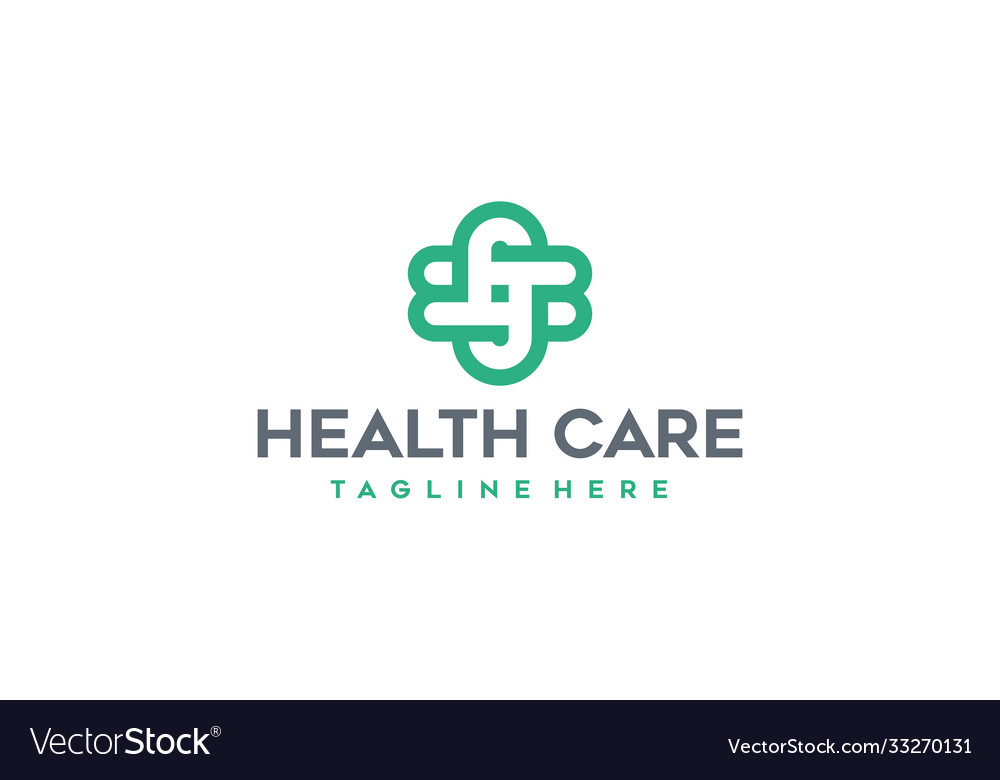 Health care logo design inspiration