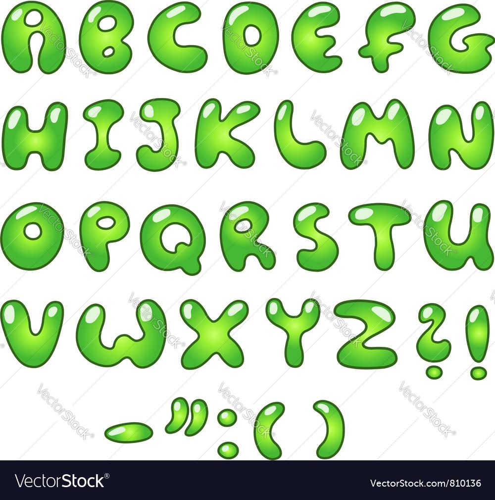 bubble alphabet - Vaydile.euforic.co