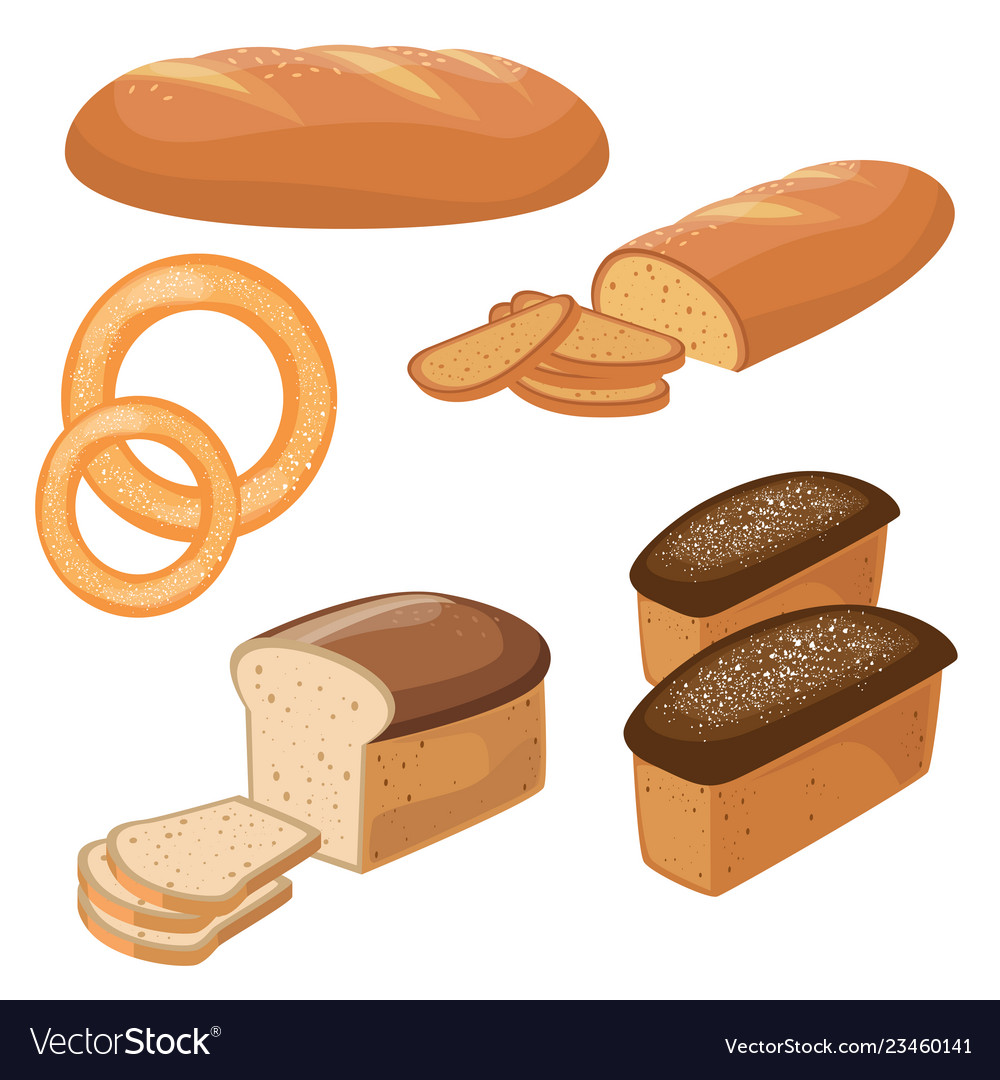 Bakery and pastry products design