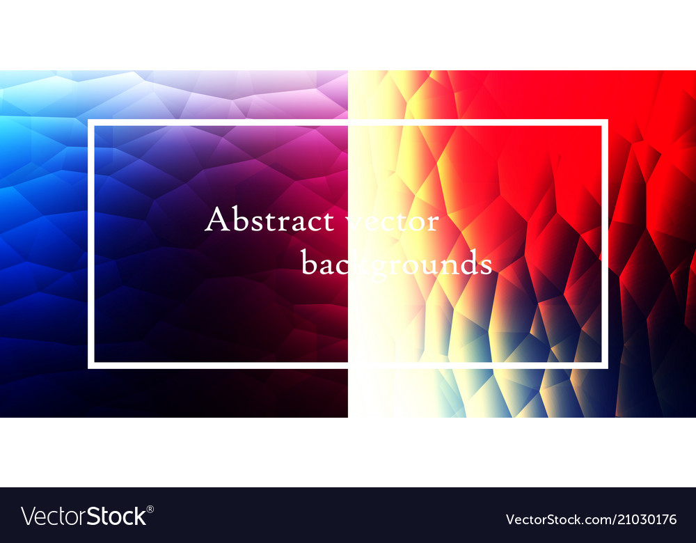 Abstract space background connection structure