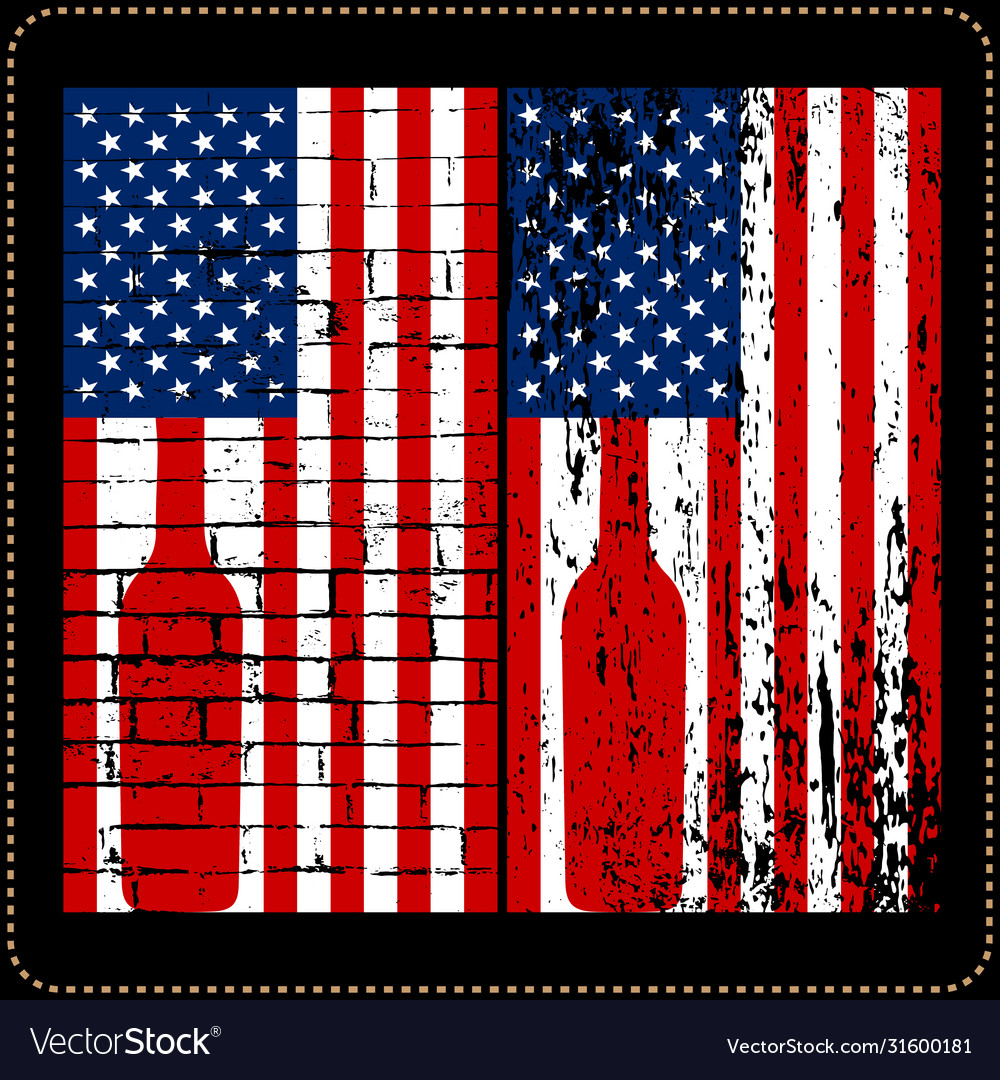 4th july independence day america tshirt design