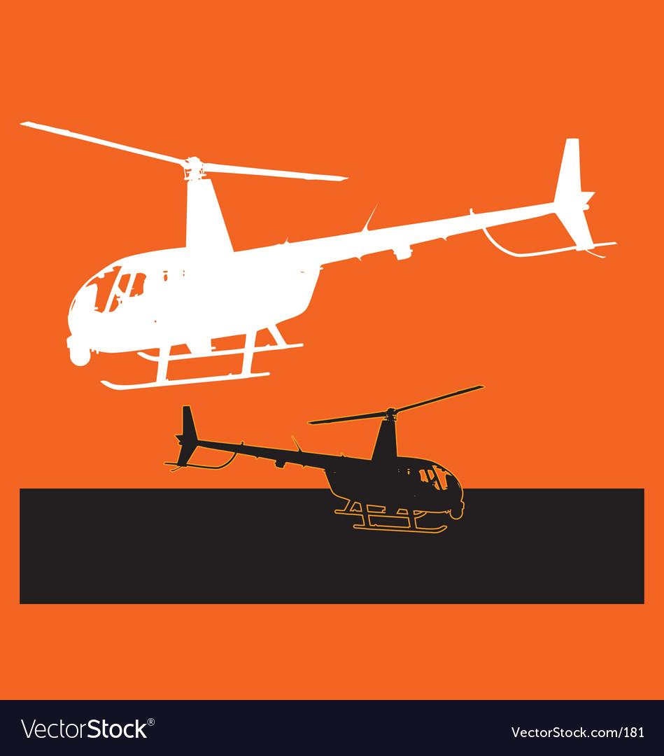 Chopper landing
