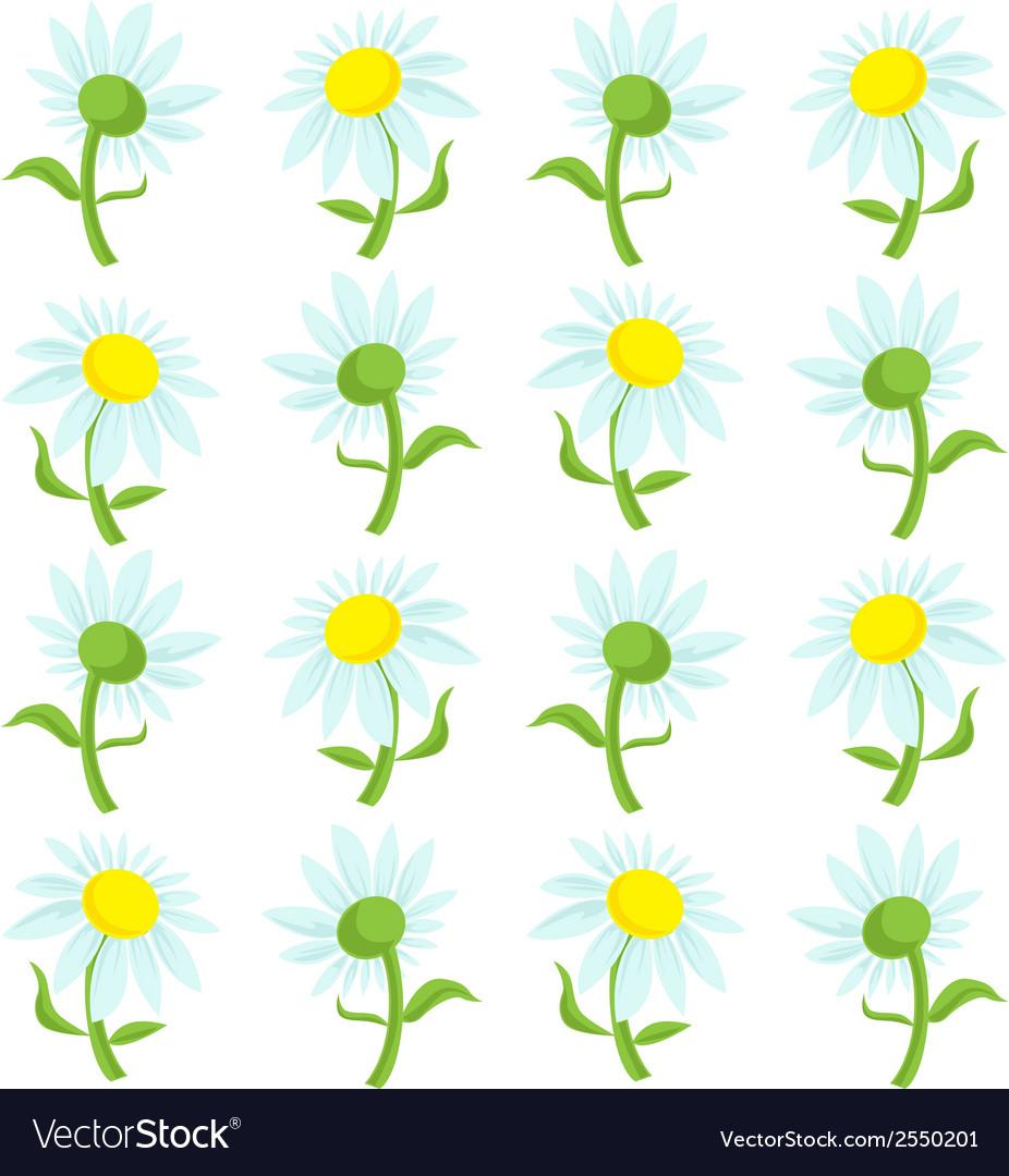 Flower cartoon