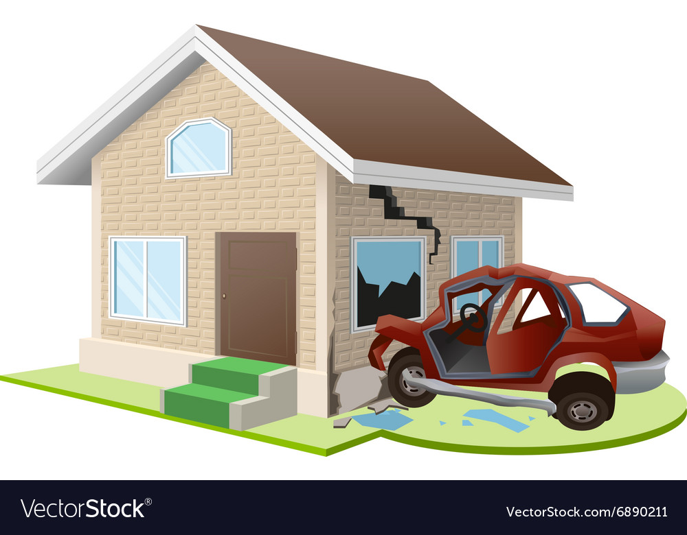 Car And Home Insurance >> Car Crashed Into House Home Insurance