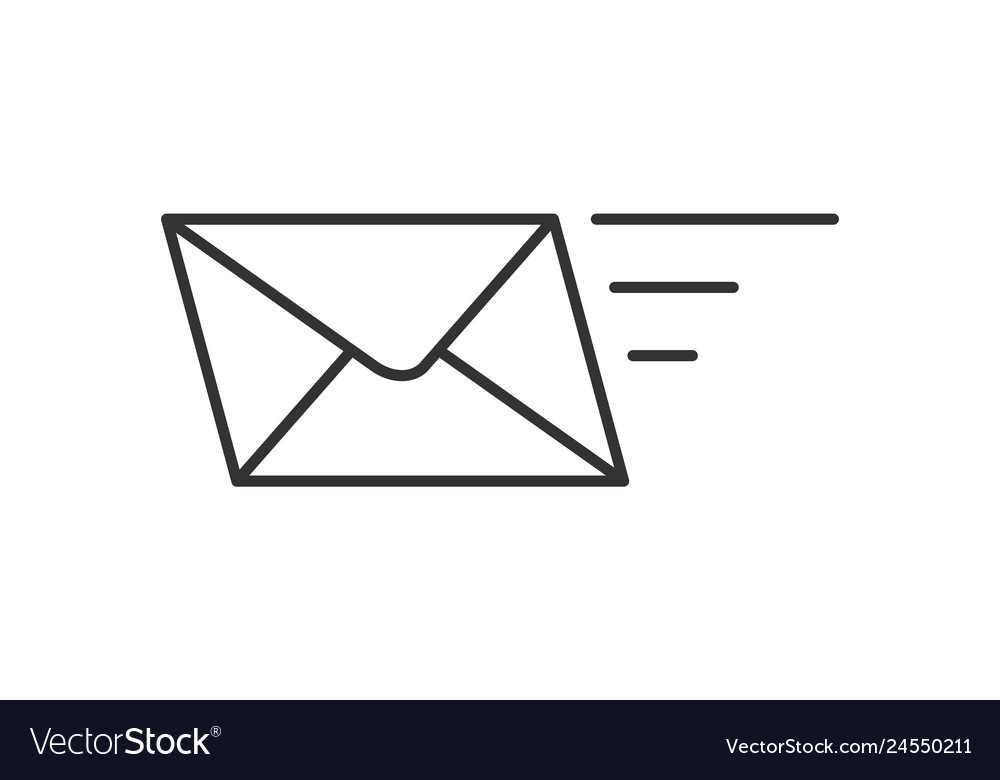 Fast mail delivery vector