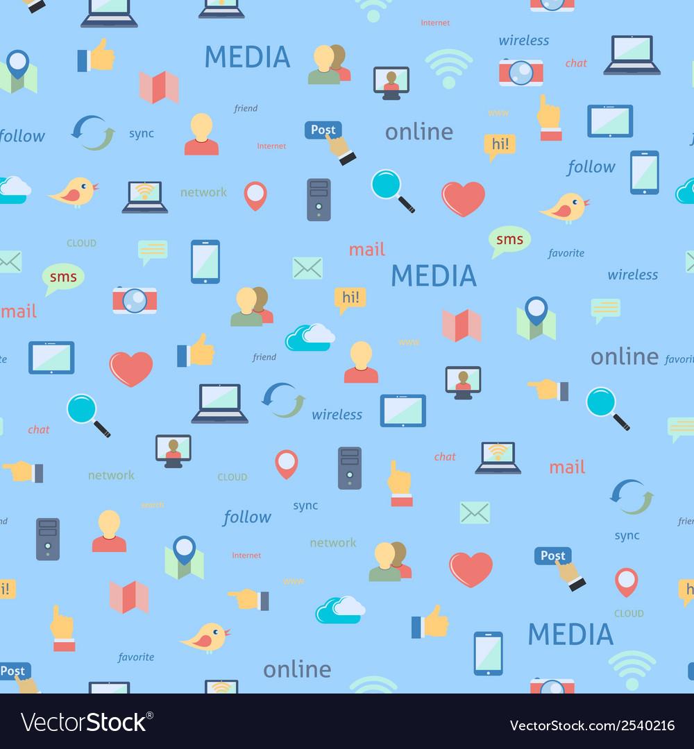 Social network seamless
