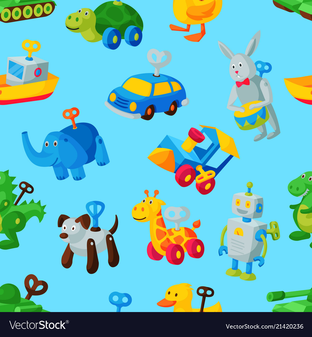Clockwork toy key mechanic playroom toyshop