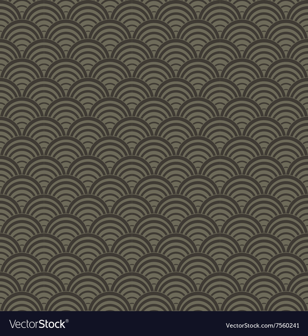 Abstract wave pattern seamless background