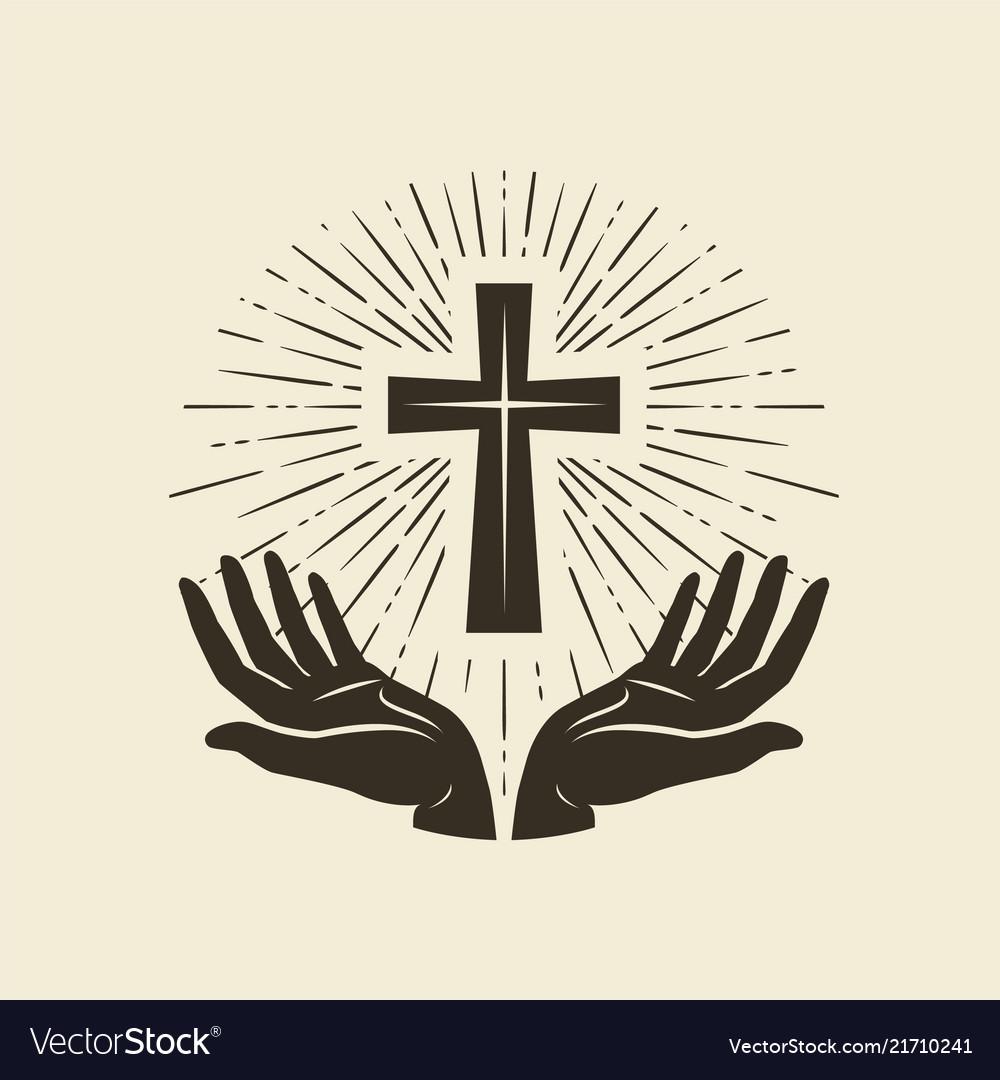Christianity symbol of jesus christ cross