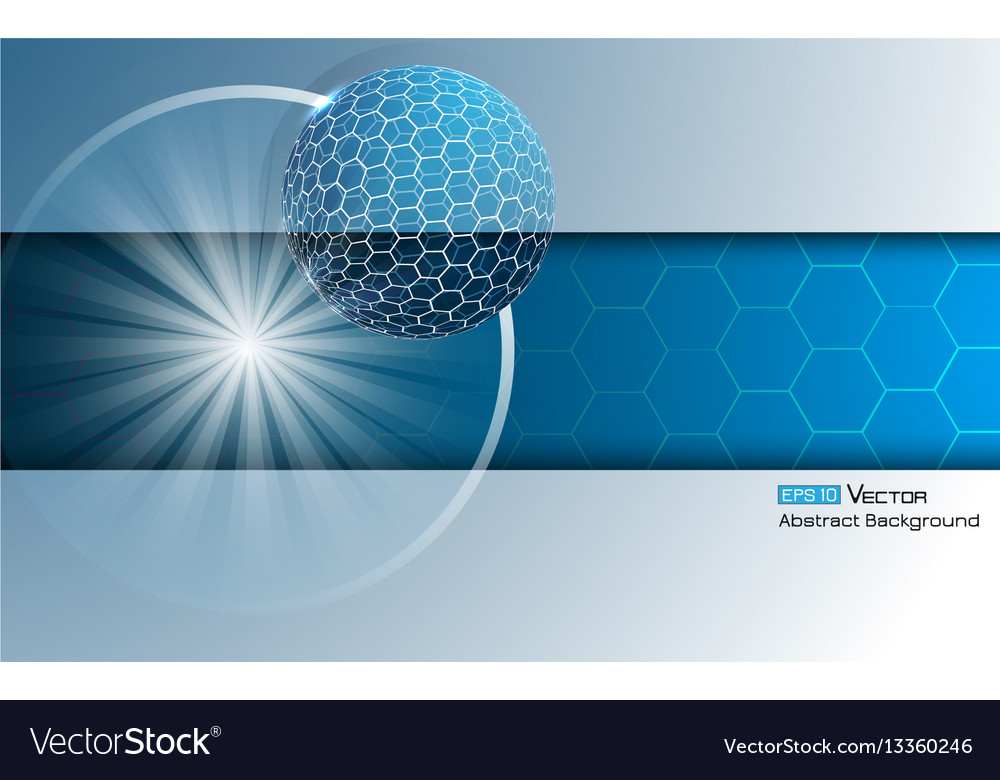 Sphere with hexagons 4
