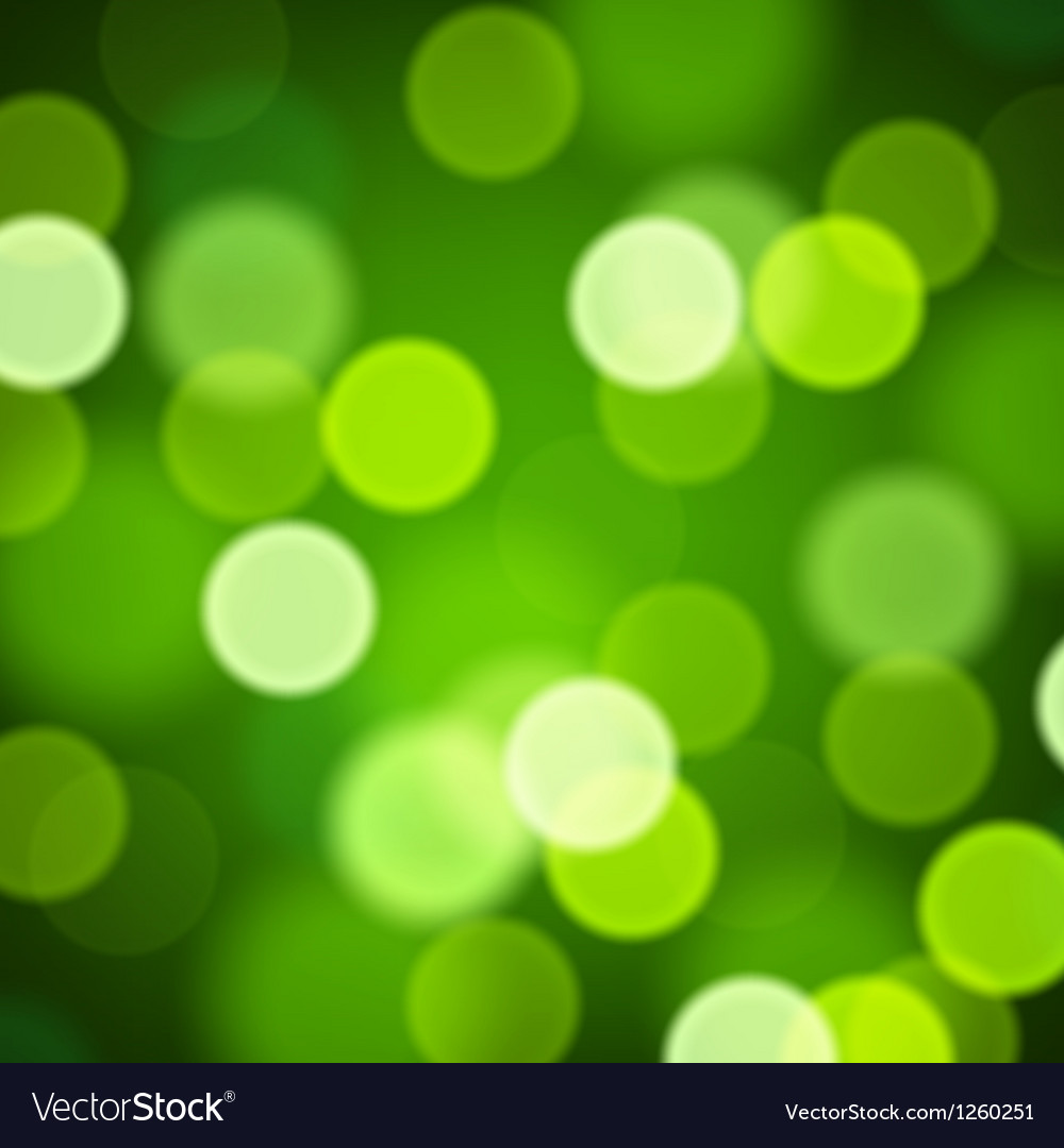 Abstract Blurred Saint Patrick Day Background