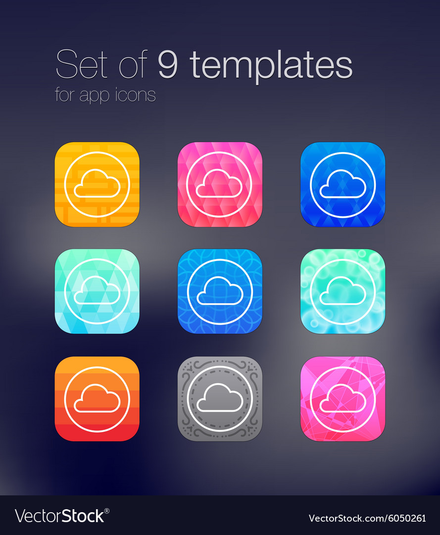 App icon backgrounds