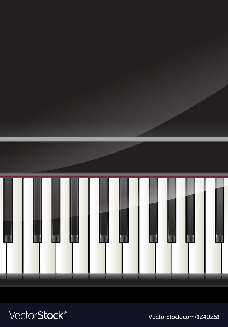 pictures of grand piano keys