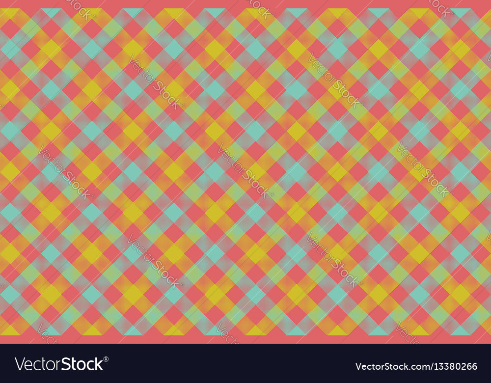Check diagonal fabric texture background seamless