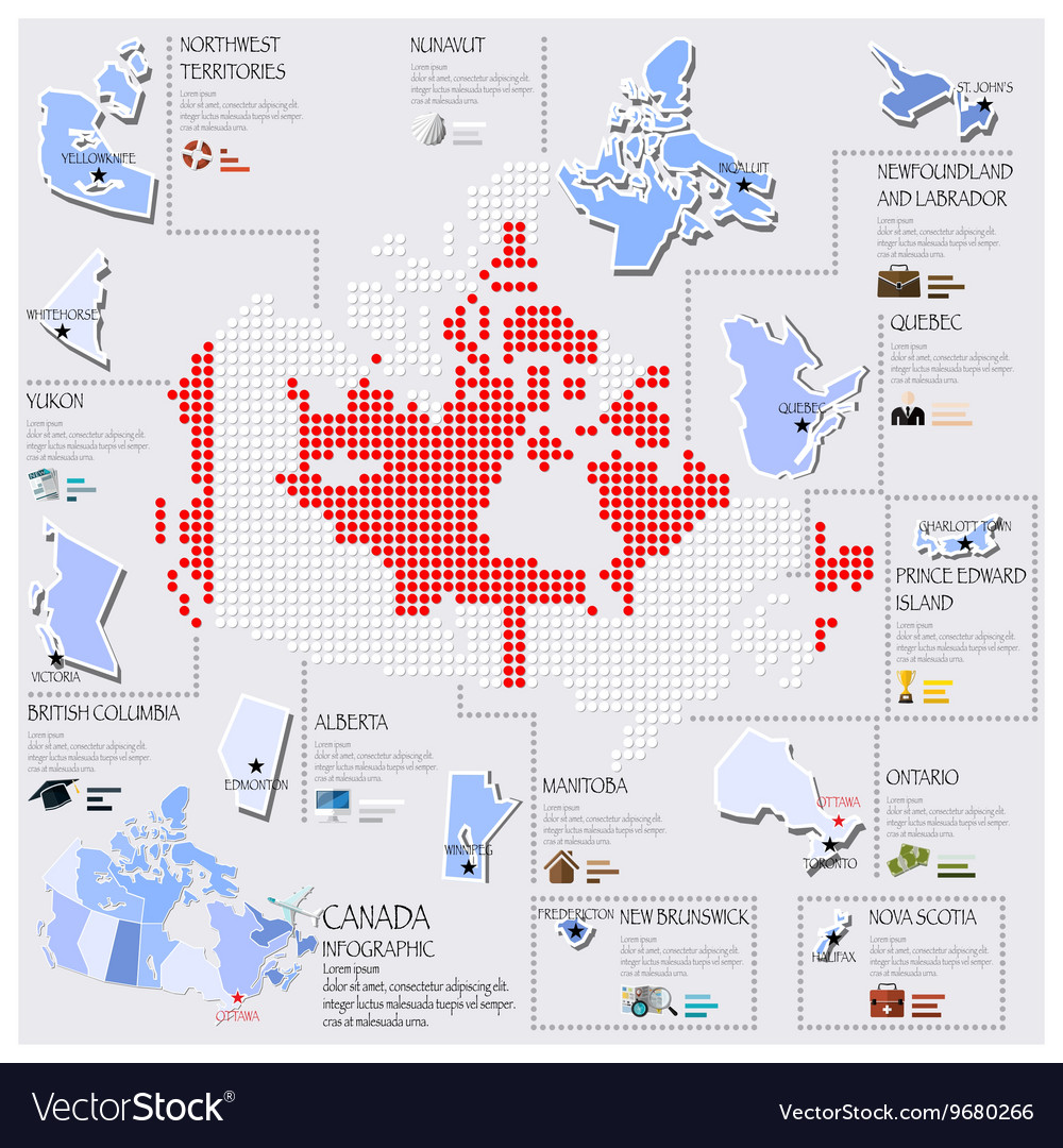 Dot And Flag Map Of Canada Infographic Design Stereotype Map Of Edmonton on map of payphones, map of babies, map of you and me, map of writing, map of religious persecution, map of leadership, map of abuse, map of discrimination, map of hatred, map of speech, map of national area codes, map of the corporate world, map of empathy, map of racism in america, map of values, map of morality, map of homosexuality, map of police brutality, map of slang, map of ideology,