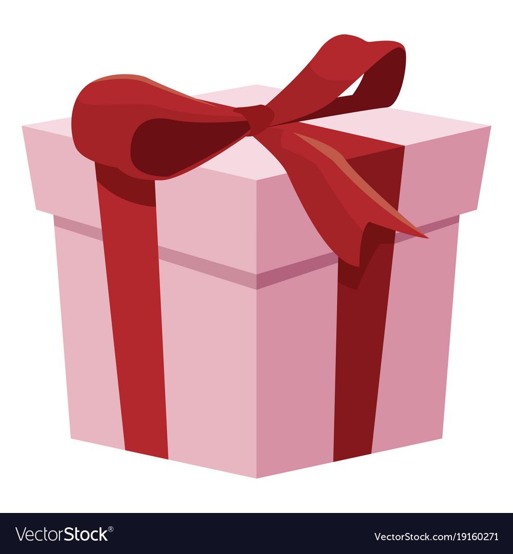 Christmas Present.Giftbox Christmas Present