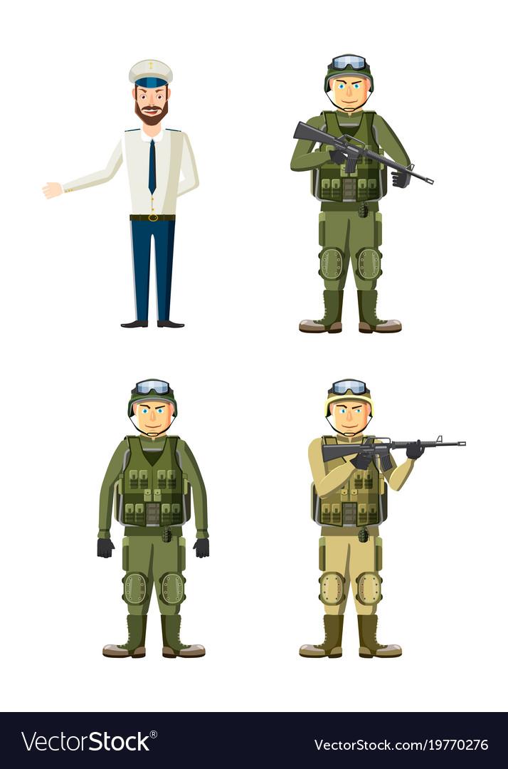 ALMA: Army man pics