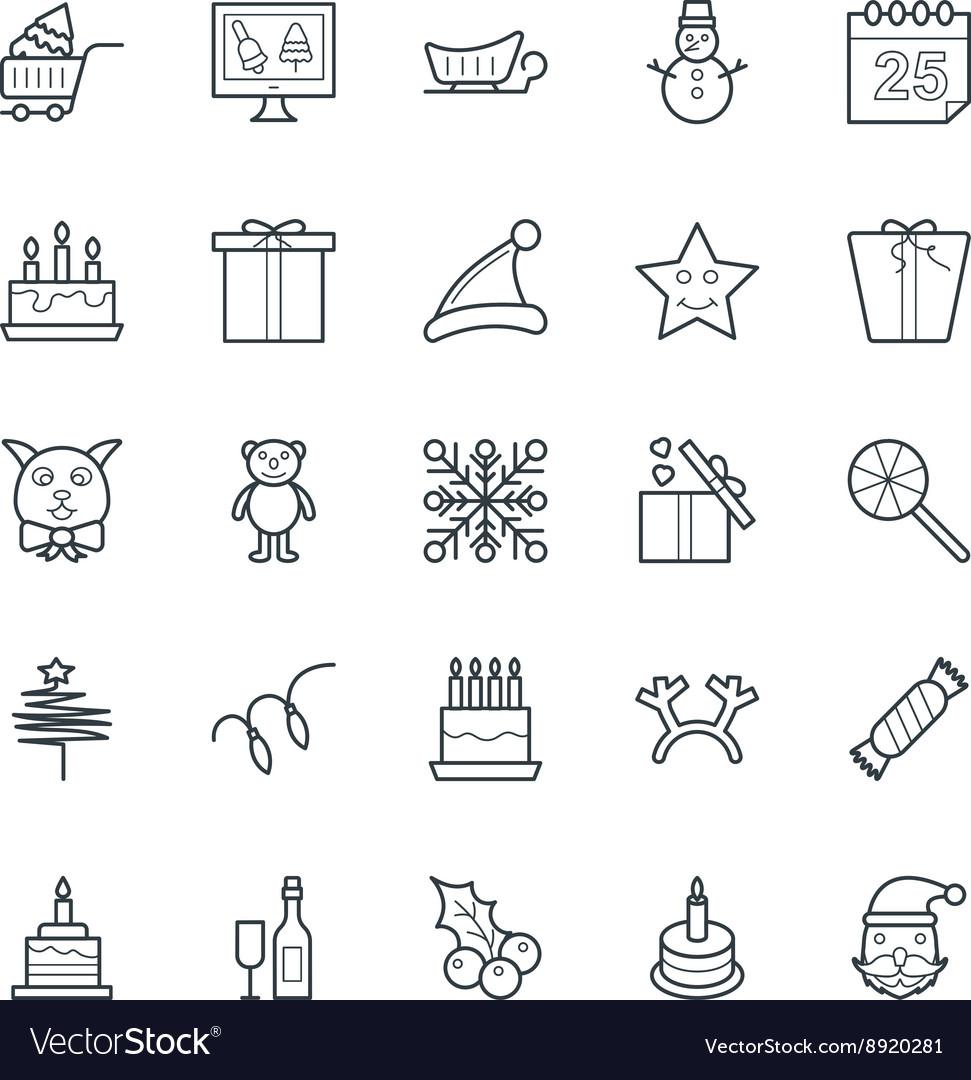 Christmas Cool Icons 4