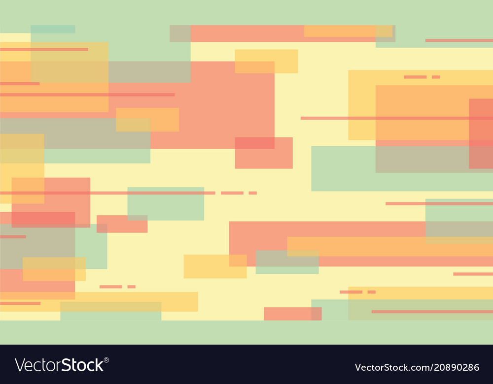 Abstract design all color purbackground vector image