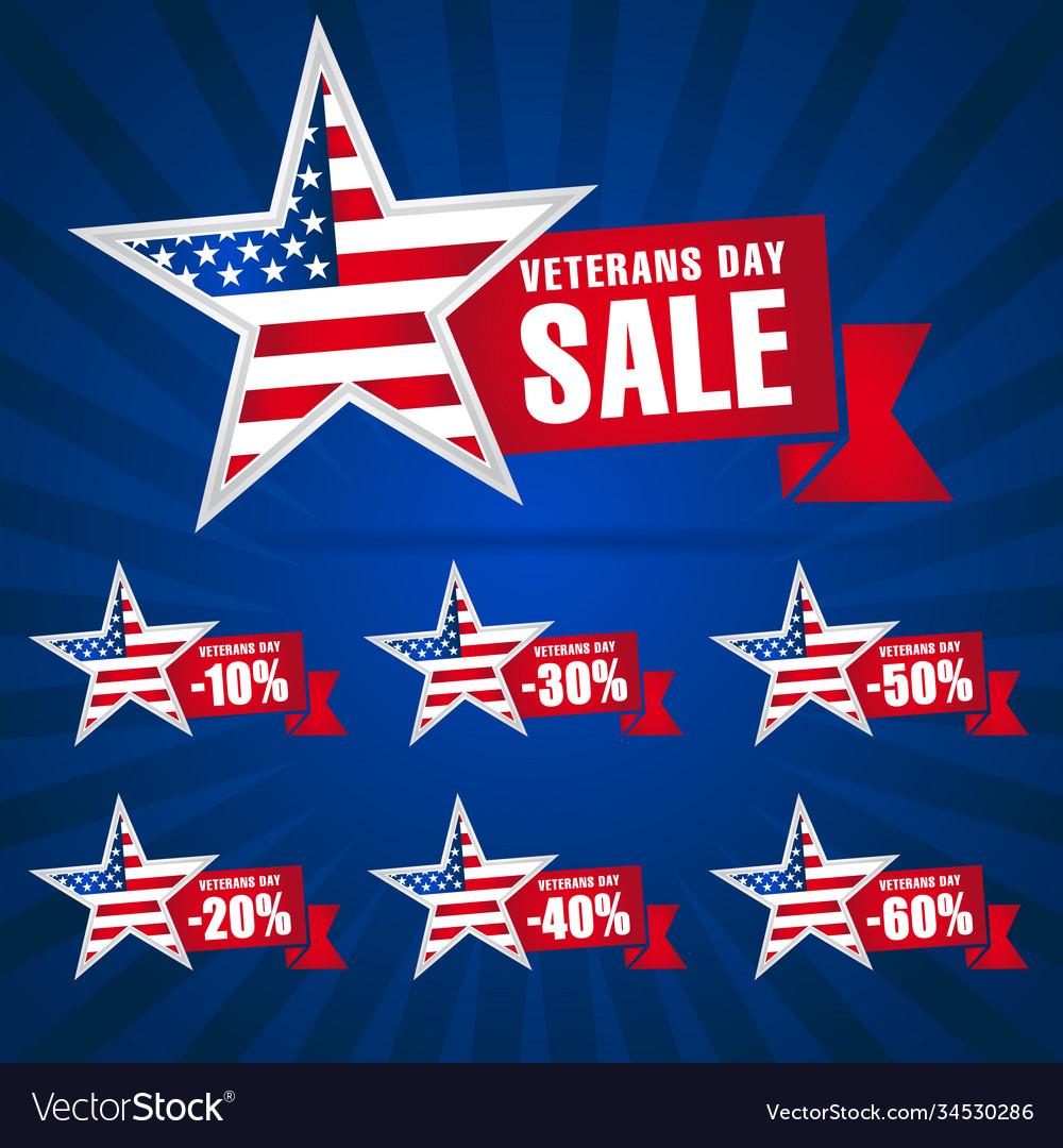 Veterans day usa sale blue