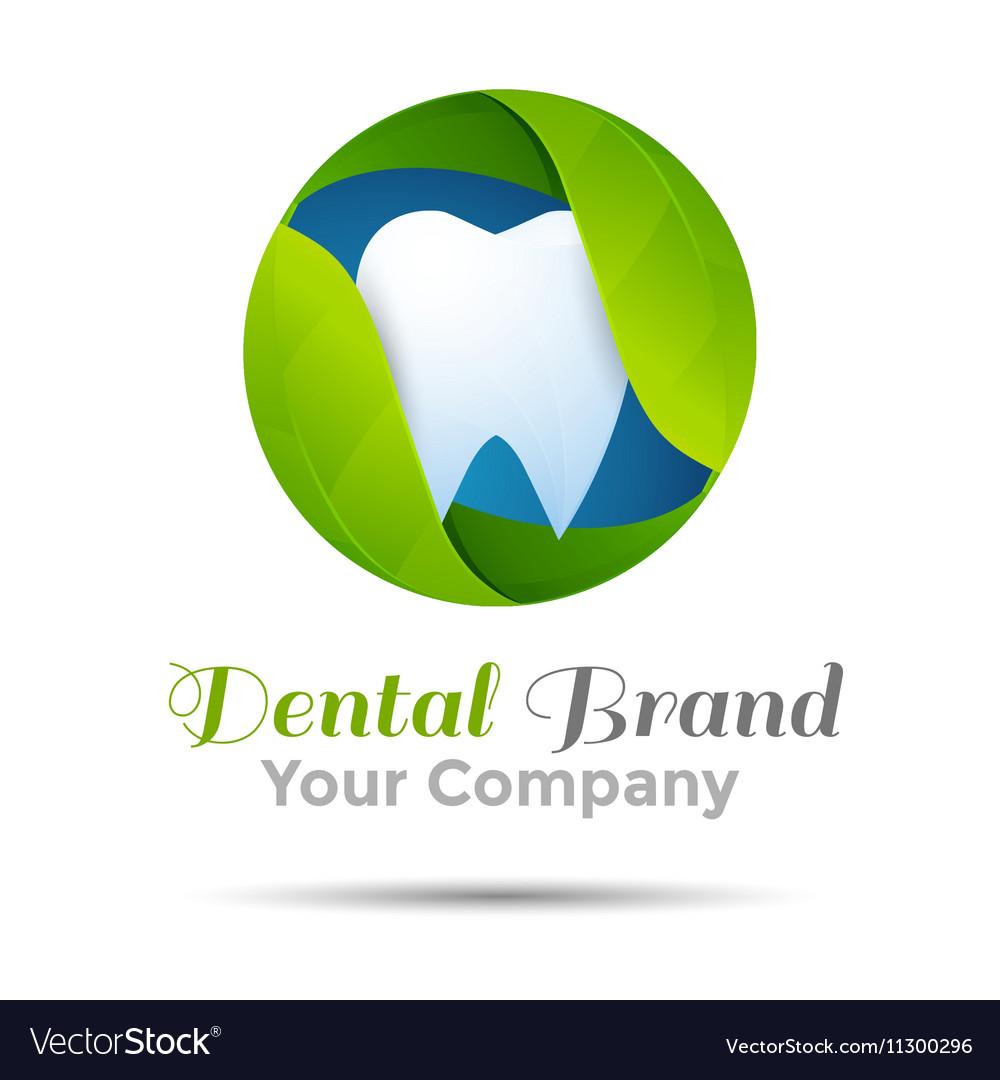 Dental logo or symbol design Template for your